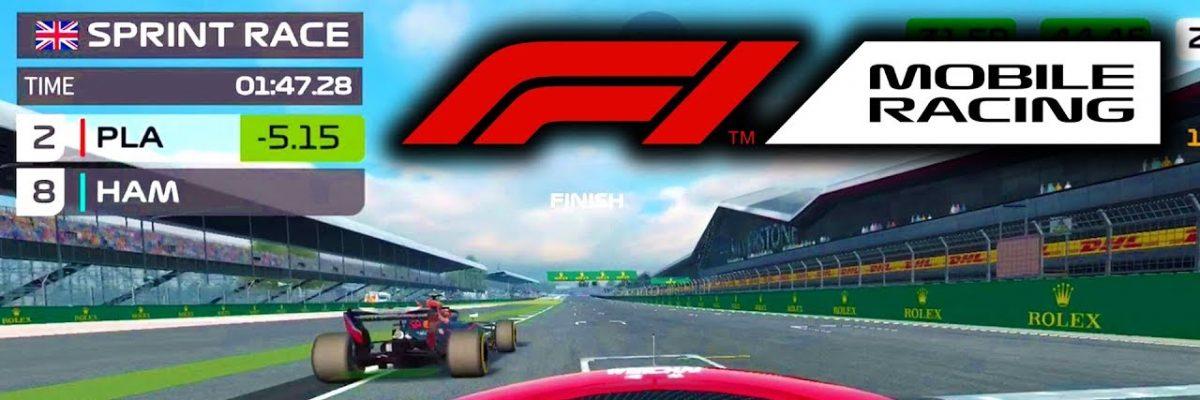 Game F1 Mobile Racing