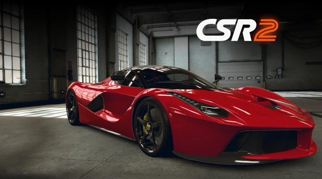 Keseruan Game CSR Racing 2