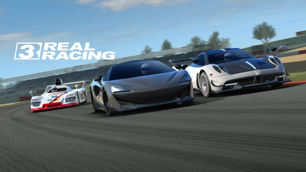 Tips Cara Bermain Real Racing 3