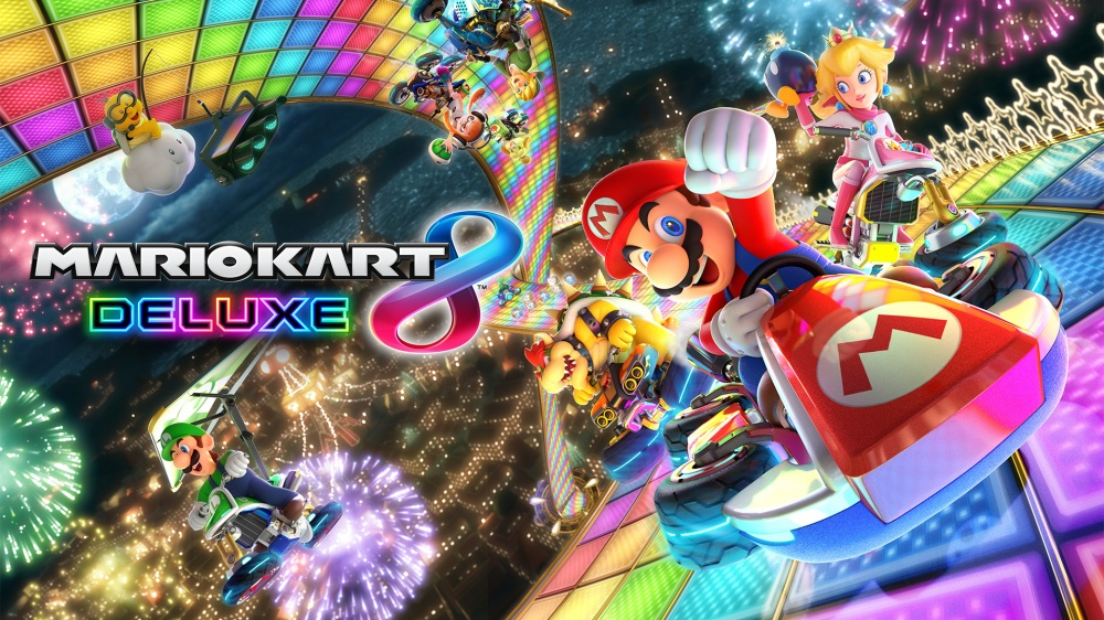Tips Seru Bermain Mario Kart 8 Deluxe