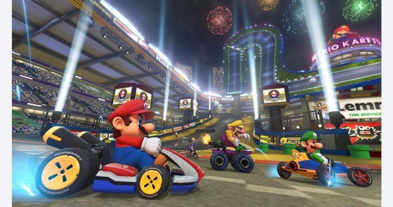 Tips Seru Bermain Mario Kart 8 Deluxe 1